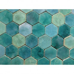 tiles with dots