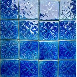 Niebieski gotyk