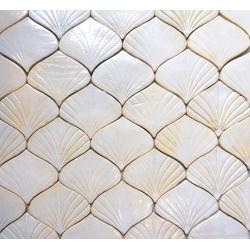 mozaika wachlarz japoński