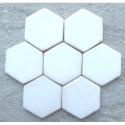 białe heksany