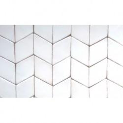 tiles white diamonds