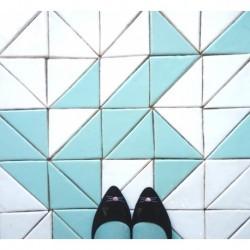 Mosaik Ich fühle mich Minze
