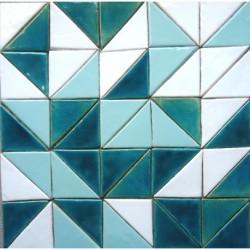 Mosaik Minze und Freunde
