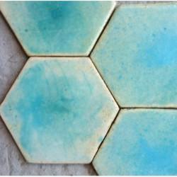 ceramic tiles turquoise in...