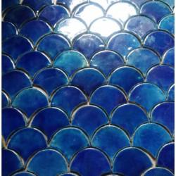 Keramikfliesen indigo