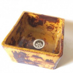 amber square