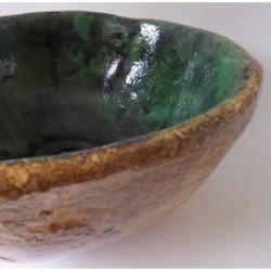 umywalka Mała Zielona