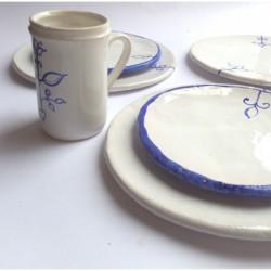 set of dishes-Kashubian
